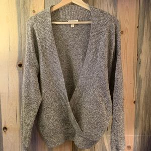 Tan sweater from Urban Outfitters